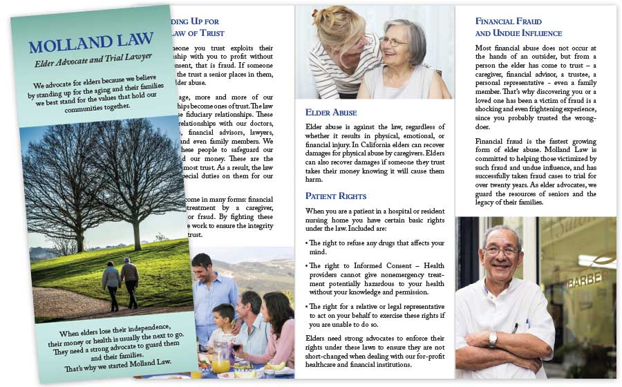 Molland Law Brochure