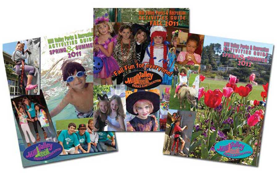 Mill Valley Parks & Recreation Activity Guides
