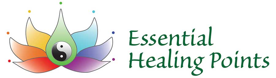 Essential Healing Points Logo